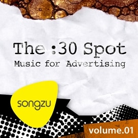 SZ001 - The :30 Spot - Music For Advertising