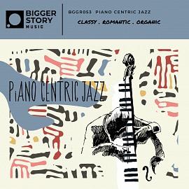 HUMN053 | Piano Centric Jazz