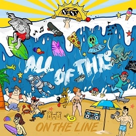 SUN010 All Of This - On The Line