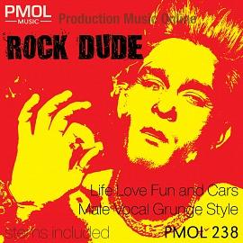 PMOL 238 Rock Dude