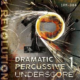 1RM084 Dramatic Percussive Underscore