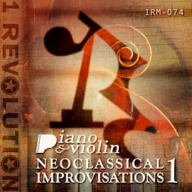 1RM074 | Piano & Violin: Neoclassical Improvisations 1