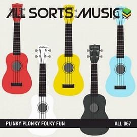 ALL067 Plinky Plonky Folky Fun