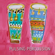 MAM061 Pulsing Percussion