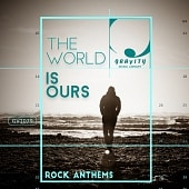 GV1079 The World Is Ours Rock Anthems