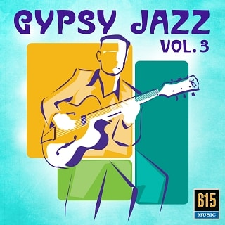 SFL1228 Gypsy Jazz Vol. 3