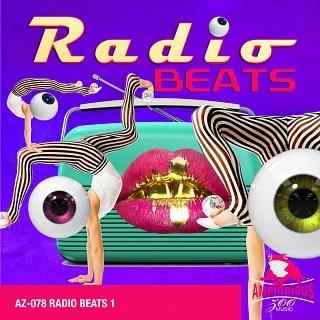 AZ078 Radio Beats - Retro Summer