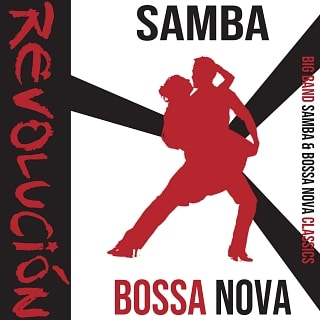 NRV3013 Big Band Samba Bossa Nova