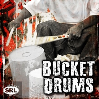 SRL019 Bucket Drums