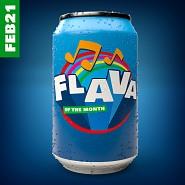 FLAVA110 FLAVA Of The Month FEB 21