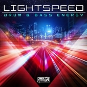 ATUD025 Lightspeed - Drum & Bass Energy