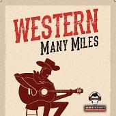 AMPM018 Western - Many Miles