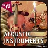 CTV1089 Acoustic Instruments