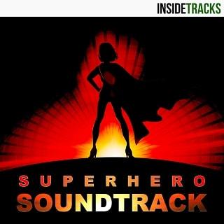 INSD 117 Superhero Soundtrack