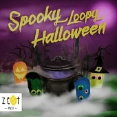 ZEST082 Spooky Loopy Halloween