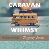 TL107 Caravan Whimsy Gypsy Jazz