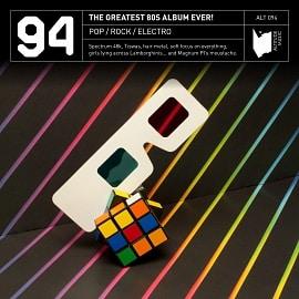 ALT094 The Greatest 80s Album Ever!