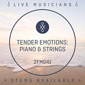 2FM041 Tender Emotions: Piano & Strings