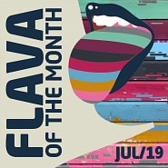 FLAVA091 FLAVA Of The Month JUL 19