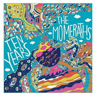 WPM084 The Momeraths - Ten Years