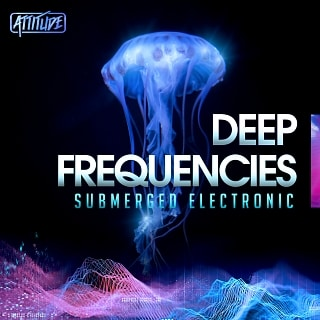 ATUD027 Deep Frequencies - Submersed Electronic