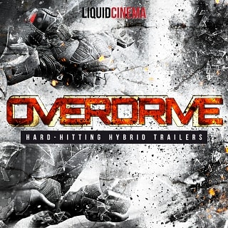 LQC 043 OVERDRIVE: Hard Hitting Hybrid Trailers